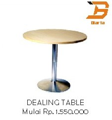 DEALING TABLE
